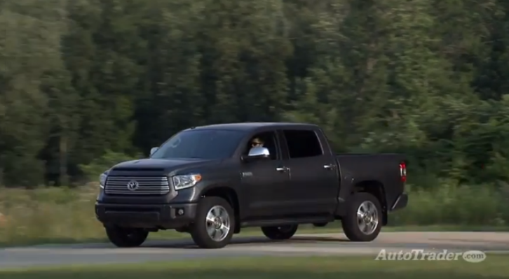 2014 Toyota Tundra - Five Reasons to Buy by AutoTrader [Video]