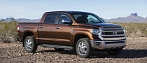 2014 Toyota Tundra Gets Redesigned [Photo Gallery]