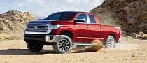 2014 Toyota Tundra Nominated for 2014 Best Pickup Truck by Cars.com