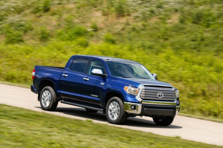 2014 Toyota Tundra Pricing Announced
