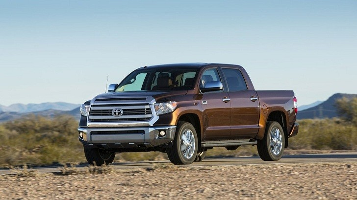 2014 Toyota Tundra Specs Revealed