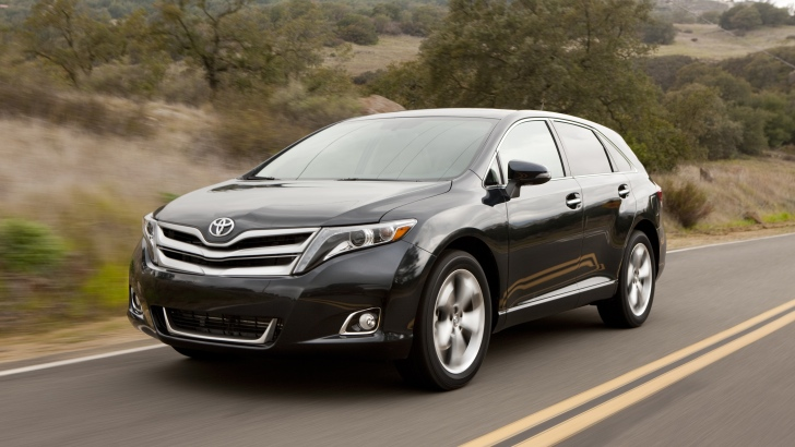 2014 Toyota Venza Updates Revealed