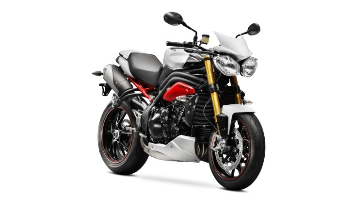 2014 Triumph Speed Triple R Unveiled, Priced