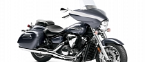 2014 V Star 1300 Deluxe, the Clean, Lean Tourer [Photo Gallery]