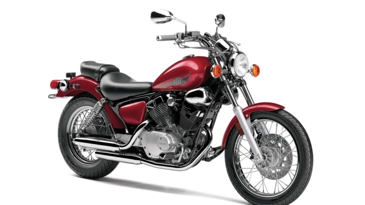2014 V Star 250 New Starter Chopper Arrives in July [Photo Gallery]
