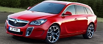 2014 Vauxhall Insignia VXR SuperSport Pricing Announced