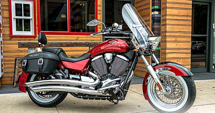 2014 Victory Boardwalk, Sleek Cruiser Looks for Daily Rides [Photo Gallery]