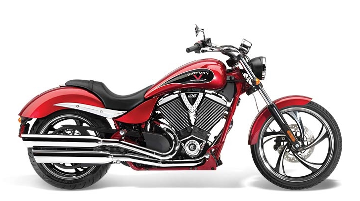 Victory Auto Sales >> 2014 Victory Jackpot, Custom Looks at Stock Price - autoevolution