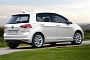 2014 Volkswagen Golf Plus Rendering