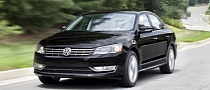 2014 Volkswagen Passat 1.8T Priced from $20,895