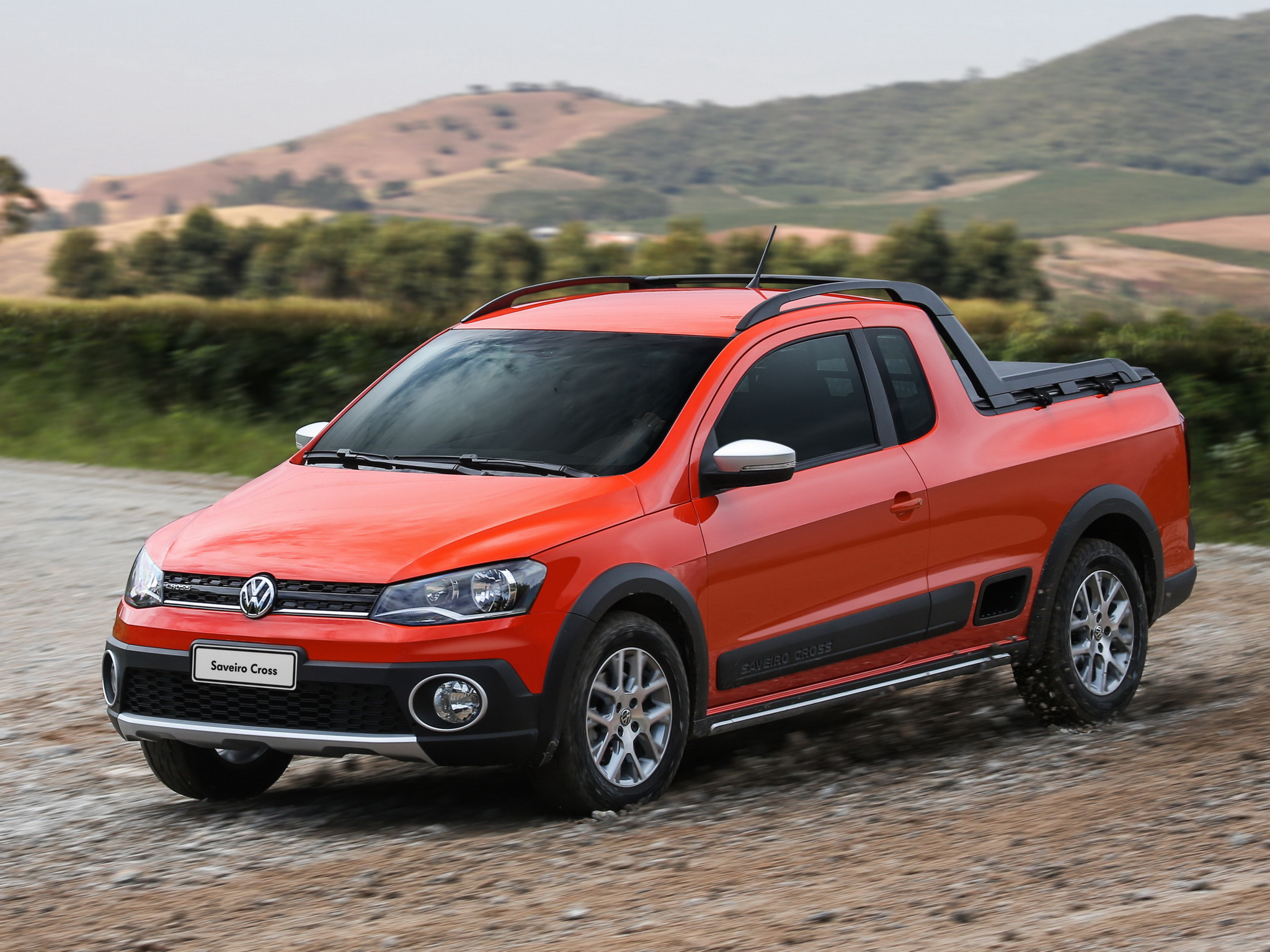 2014 volkswagen saveiro cross is a funky brazilian pickup video autoevolution