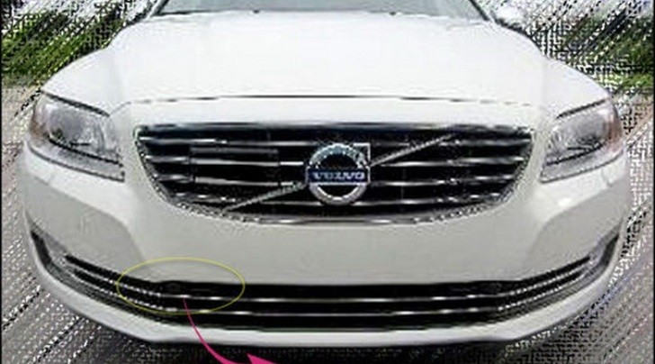 2014 Volvo S80 Facelift Spotted in China