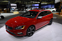 2015 Volvo V60 T6 AWD at the Los Angeles Auto Show [Live Photos]