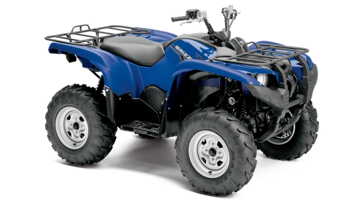 2014 Yamaha Grizzly 700 Previewed