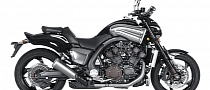 2014 Yamaha VMAX Gets Dual Akrapovic Exhausts
