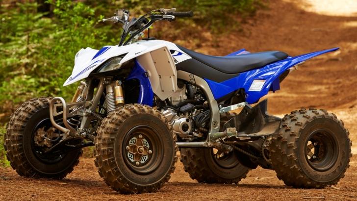 Yamaha 450 Atv >> 2014 Yamaha Yfz450r Brings Slipper Clutch To The Atv World
