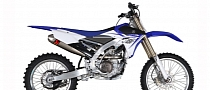 2014 Yamaha YZ450 and YZ250F Receive Akrapovic Exhausts