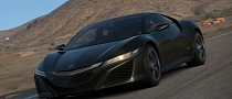 2015 Acura NSX Coming to Gran Turismo 6