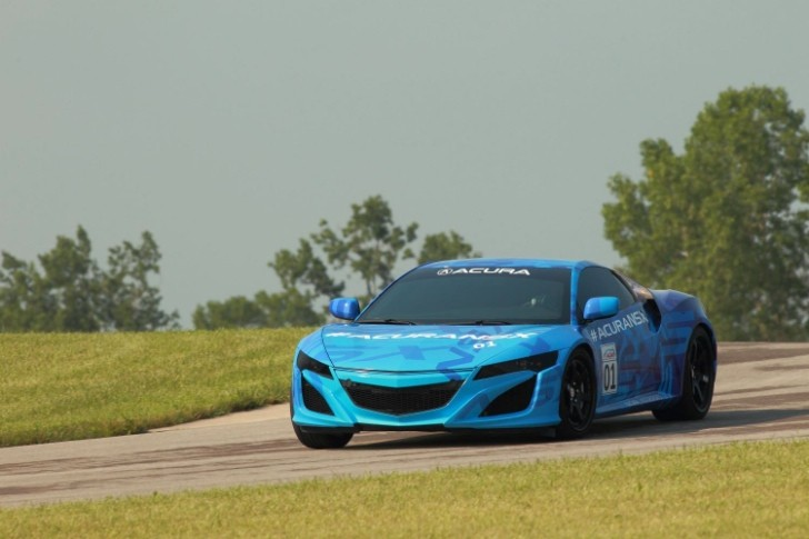 2015 Acura NSX to Bring Ferrari 458 Excitement at Porsche 911 Price