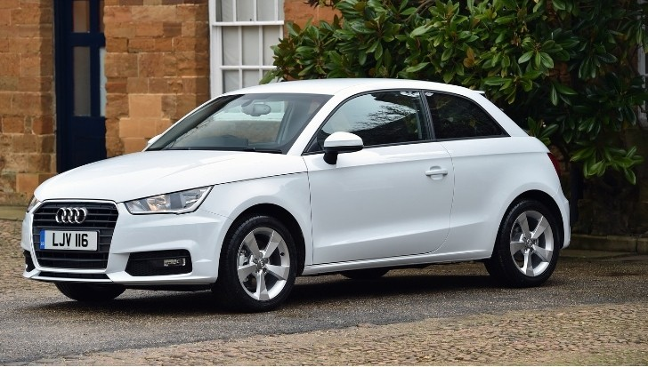 A1 Auto Sales >> 2015 Audi A1 Brings 3-Cylinder TFSI Engine to UK Market: 97 G/KM - autoevolution