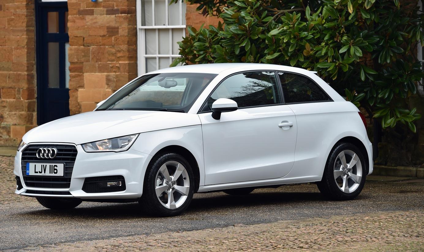 A1 Auto Sales >> 2015 Audi A1 Brings 3-Cylinder TFSI Engine to UK Market: 97 G/KM - autoevolution