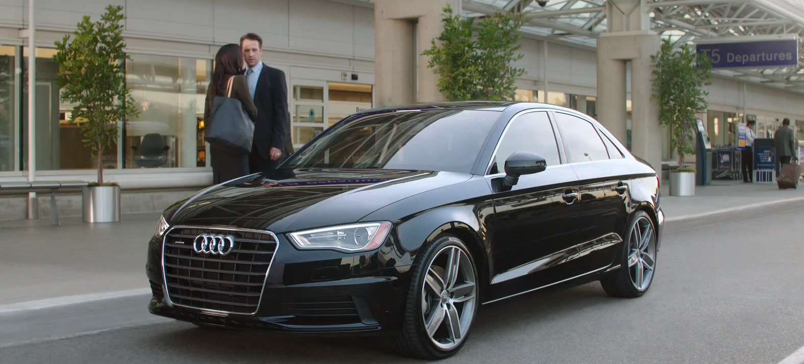 Audi A Commercial Driver Roleplaying Gross Parents - Audi commercial