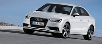2015 Audi A3 Sedan US Pricing Announced [Video] [Photo Gallery]