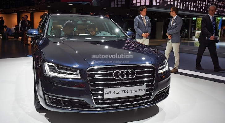 Audi A Pricing And Details Announced Autoevolution - Audi car a8 price