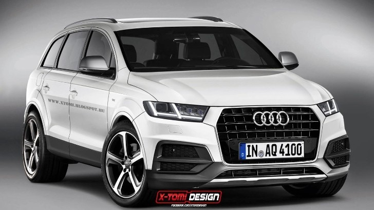 2015 Audi Q7 to Become the Company's First Diesel Plug-in Hybrid ...