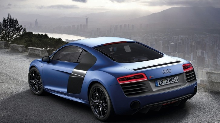 2015 audi r8 gets limited edition performance package. Black Bedroom Furniture Sets. Home Design Ideas