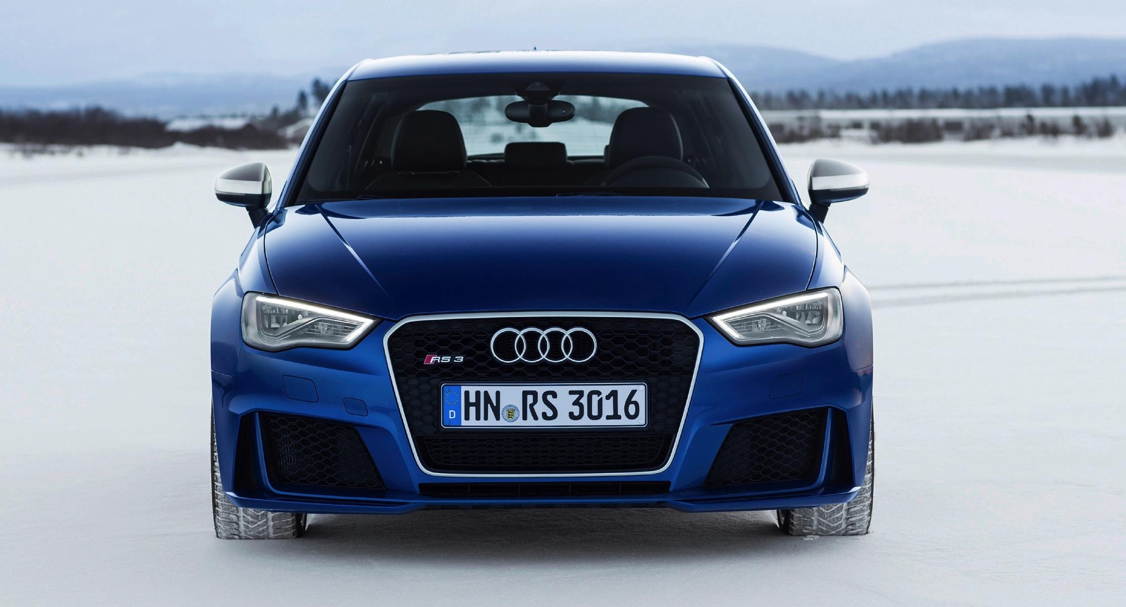 2015 Audi Rs3 New Photos Show Sepang Blue Color Autoevolution