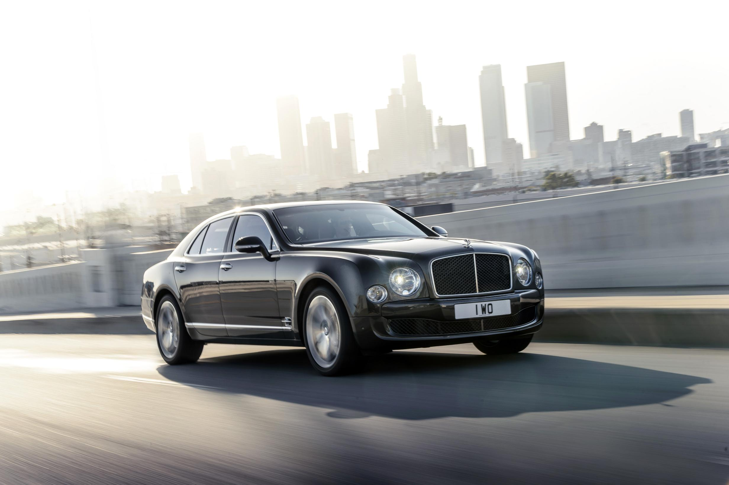 2015 Bentley Mulsanne Speed Is The New Flagship - autoevolution