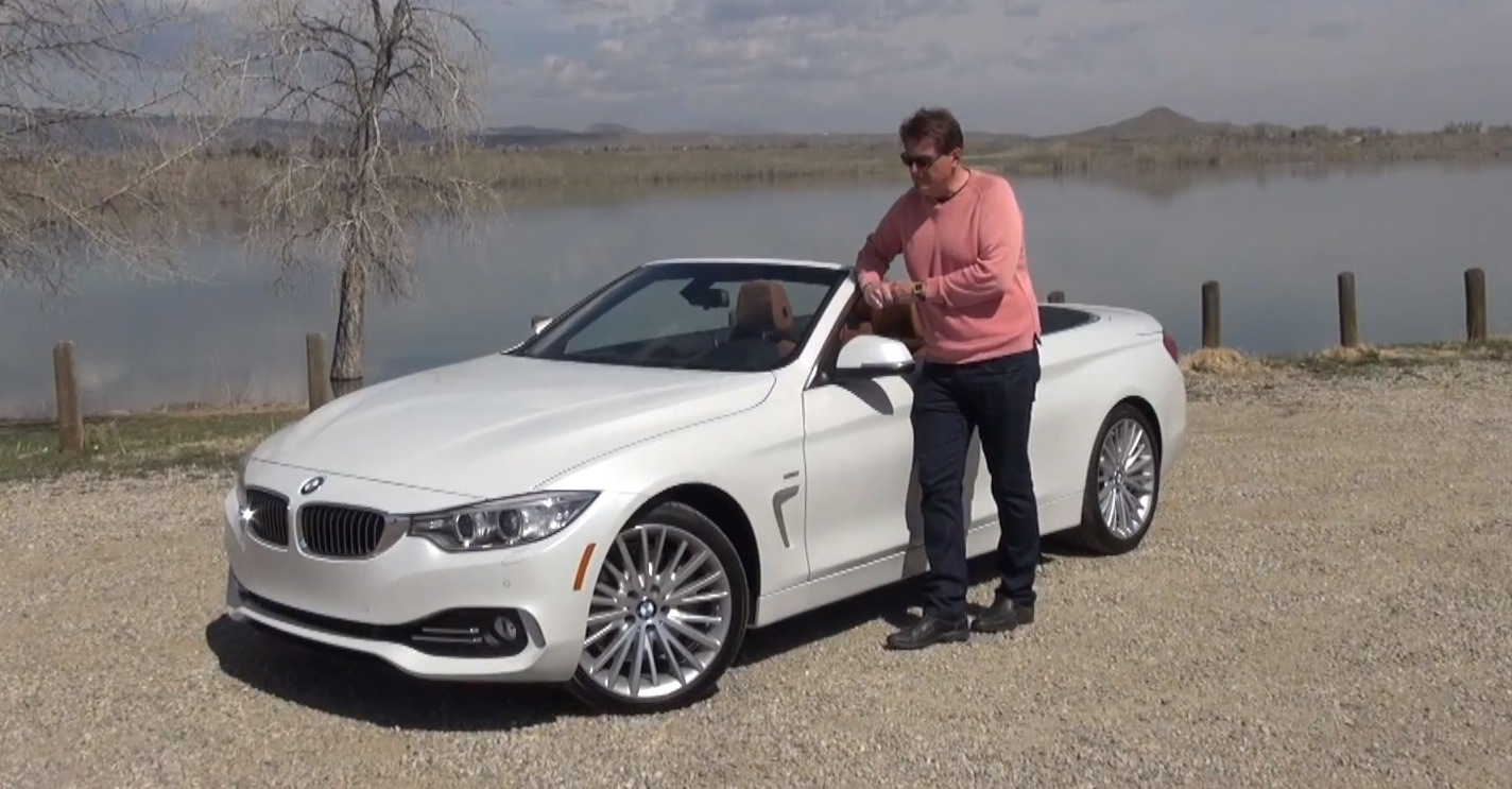 2015 Bmw 435i Convertible Review Autoevolution