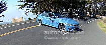 2015 BMW F80 M3 Fully Revealed in Latest Spyshots