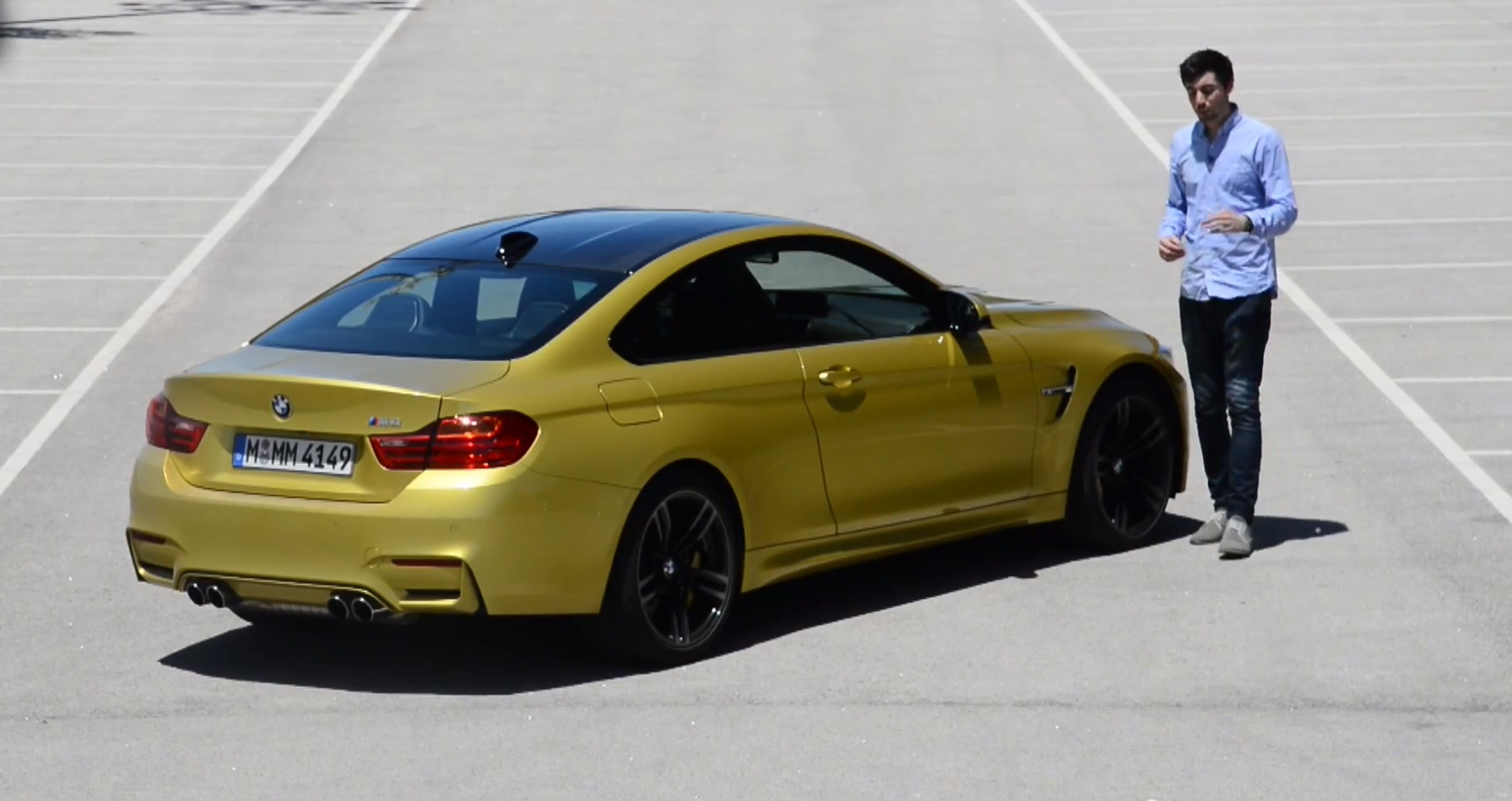 2015 bmw f82 m4 review autoevolution. Black Bedroom Furniture Sets. Home Design Ideas