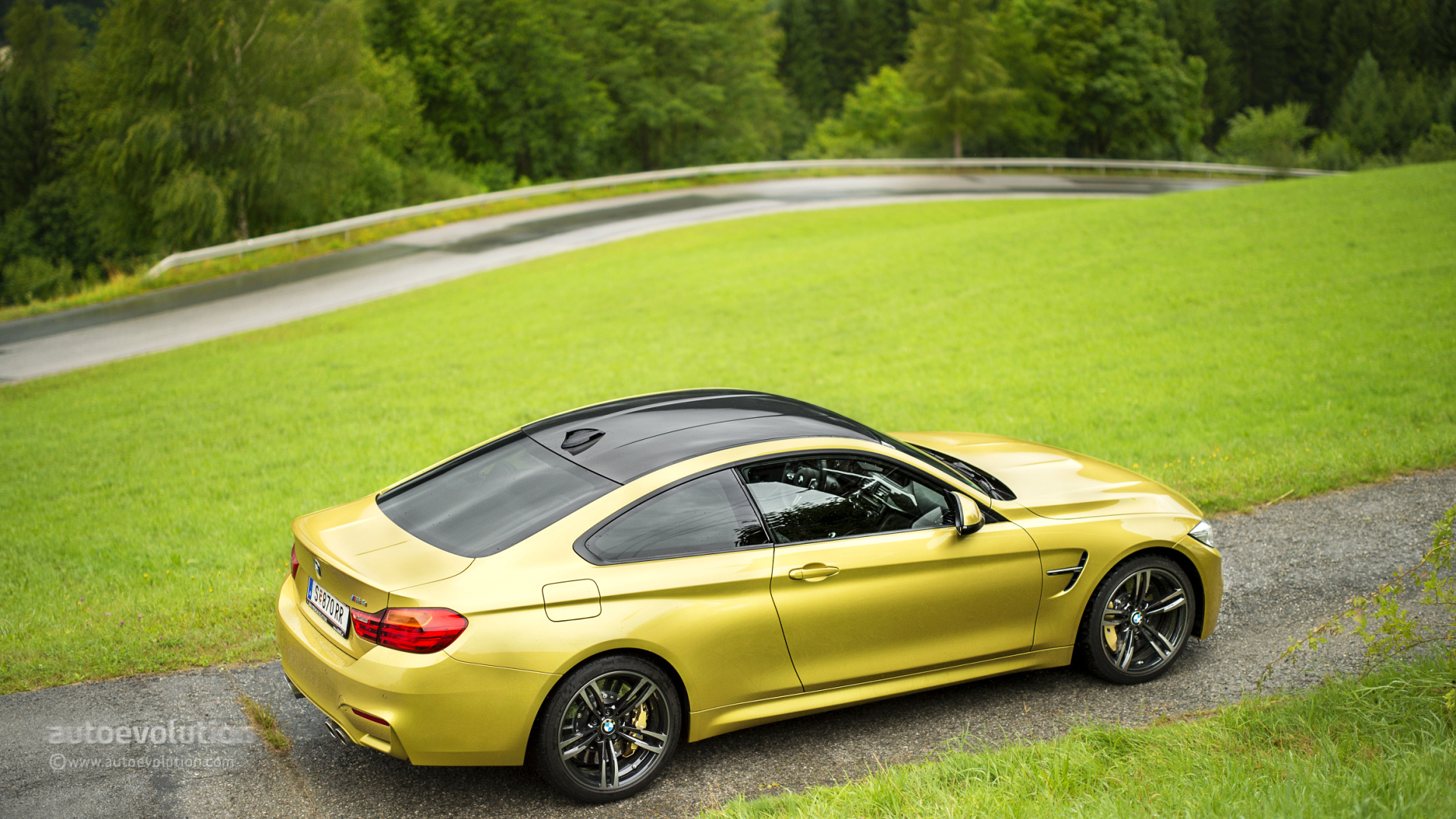 yellow bmw tuning hd-#31