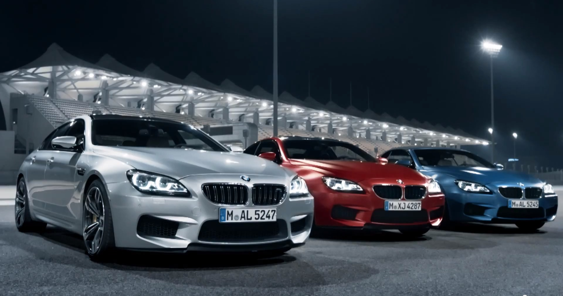 2015 bmw m6 lci models make exciting video debut autoevolution. Black Bedroom Furniture Sets. Home Design Ideas