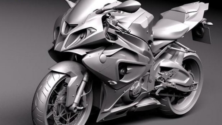 2015 BMW S1000RR 3D Rendering Surfaces, Is It the Real ...