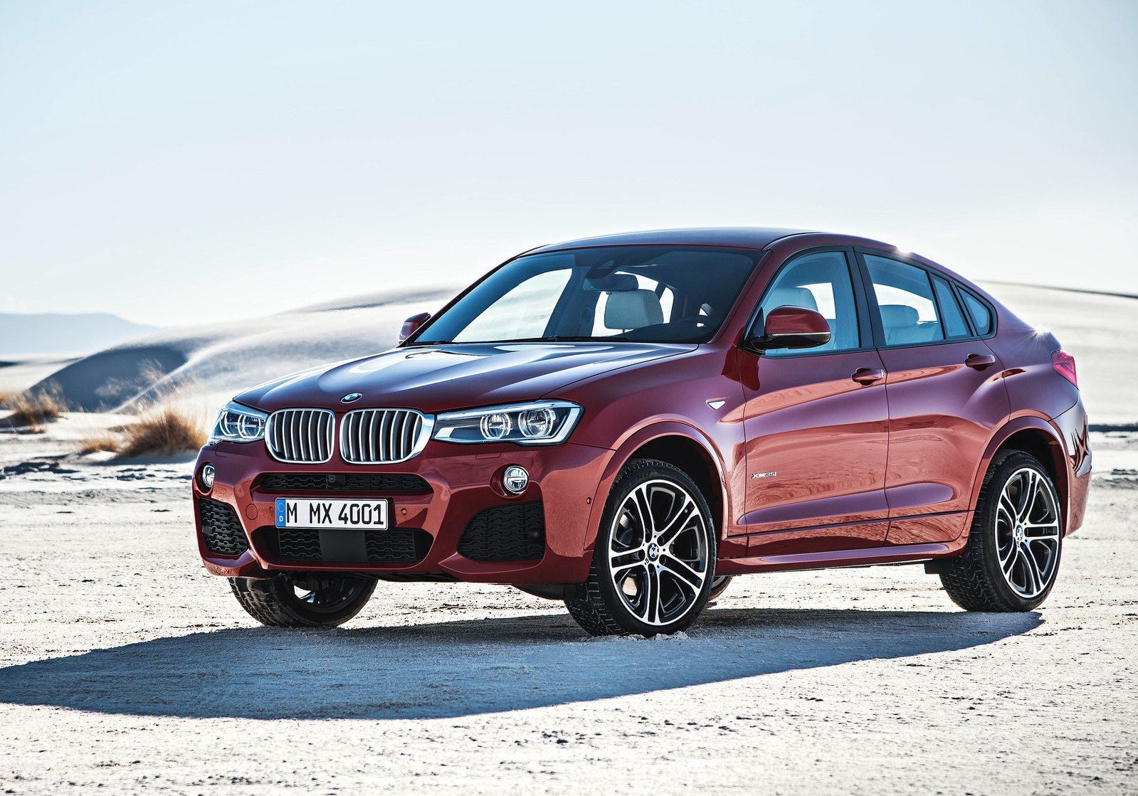2015 Bmw X4 Ordering Guide Reveals Standard Features Autoevolution