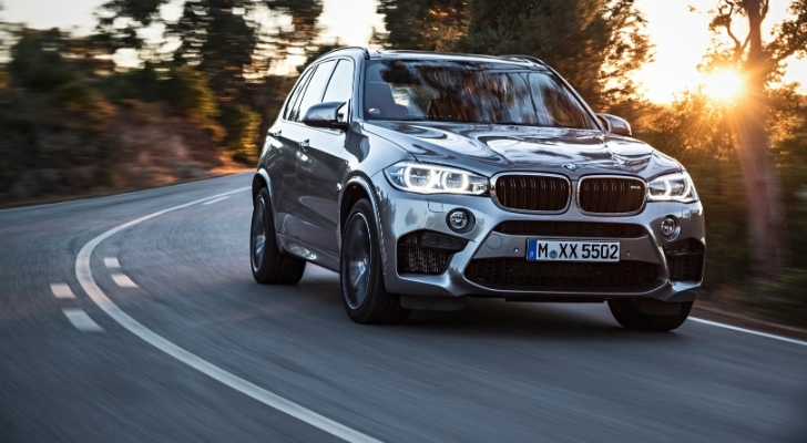 21 Photos BMW X5 M And X6