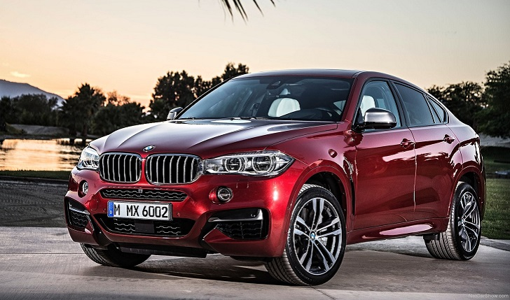 2015 bmw x6 m50d acceleration test this heavyweight is fast autoevolution. Black Bedroom Furniture Sets. Home Design Ideas