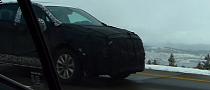 Spy Video: 2015 Buick Anthem Spotted in the Wild by TFL [Video]