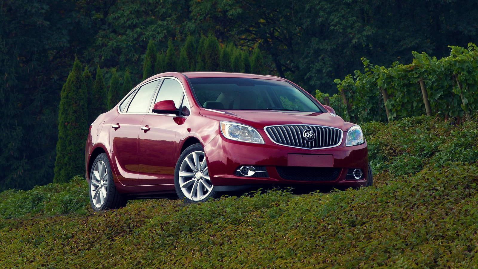 2015 buick verano car manual