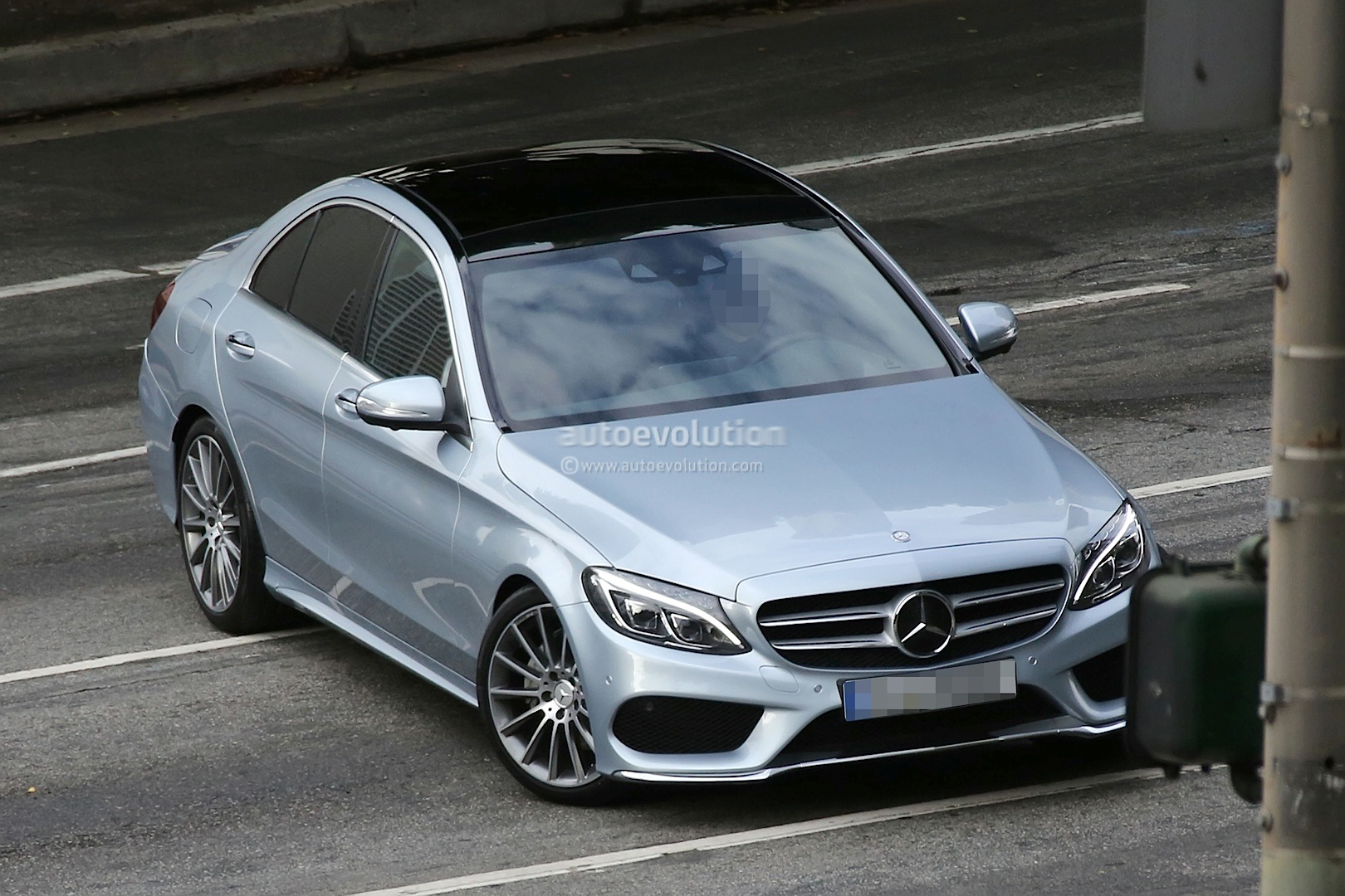 2015 C-Class W205 First Technology Details Leaked - autoevolution