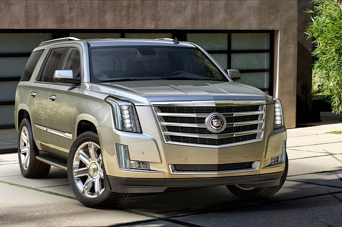 2015 Cadillac Escalade Coming to Europe Next Year