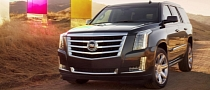 2015 Cadillac Escalade Officially Revealed [Video][Photo Gallery]