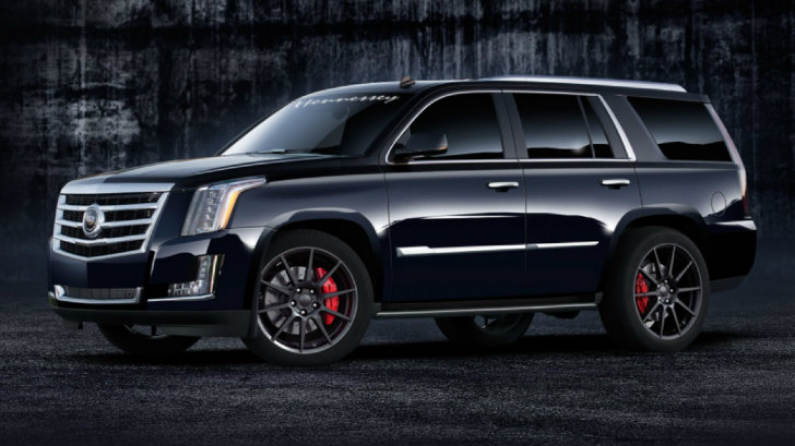 Latest Cadillac Escalade >> 2015 Cadillac Escalade Receives Hennessey Supercharged Treatment - autoevolution