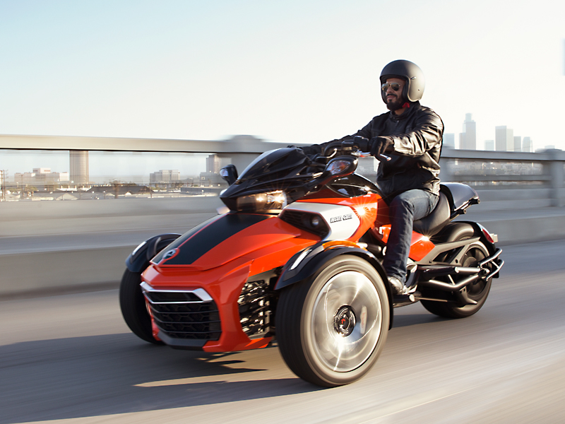 2015 can am spyder f3 first official pictures emerge bike launches 23 september autoevolution. Black Bedroom Furniture Sets. Home Design Ideas