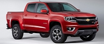 2015 Chevrolet Colorado Breaks Cover in LA [Photo Gallery]