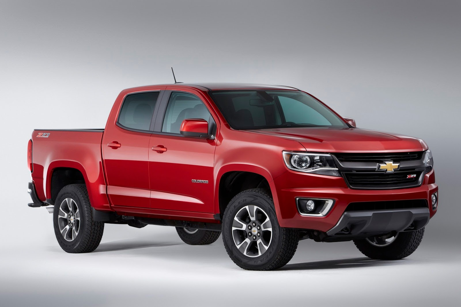 2013 Toyota Tacoma For Sale >> 2015 Chevrolet Colorado Breaks Cover in LA - autoevolution